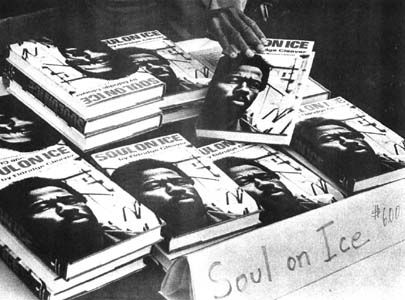 "Eldridge Cleaver's ""Soul On Ice"" is a collection of essays praised by The New York Times Book Review at the time of its publication as ""brilliant and revealing"""