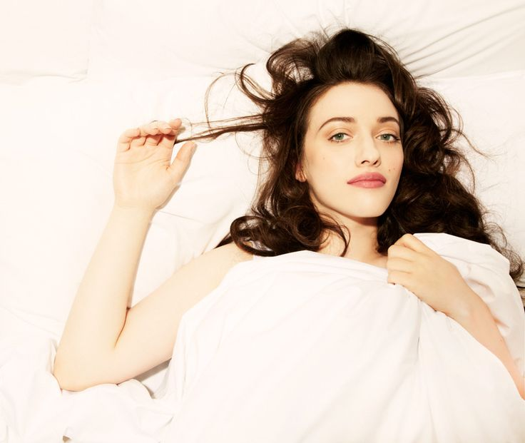 Kat Dennings on the role she nearly stopped sleeping for