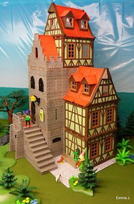 Tudor Manor Tower