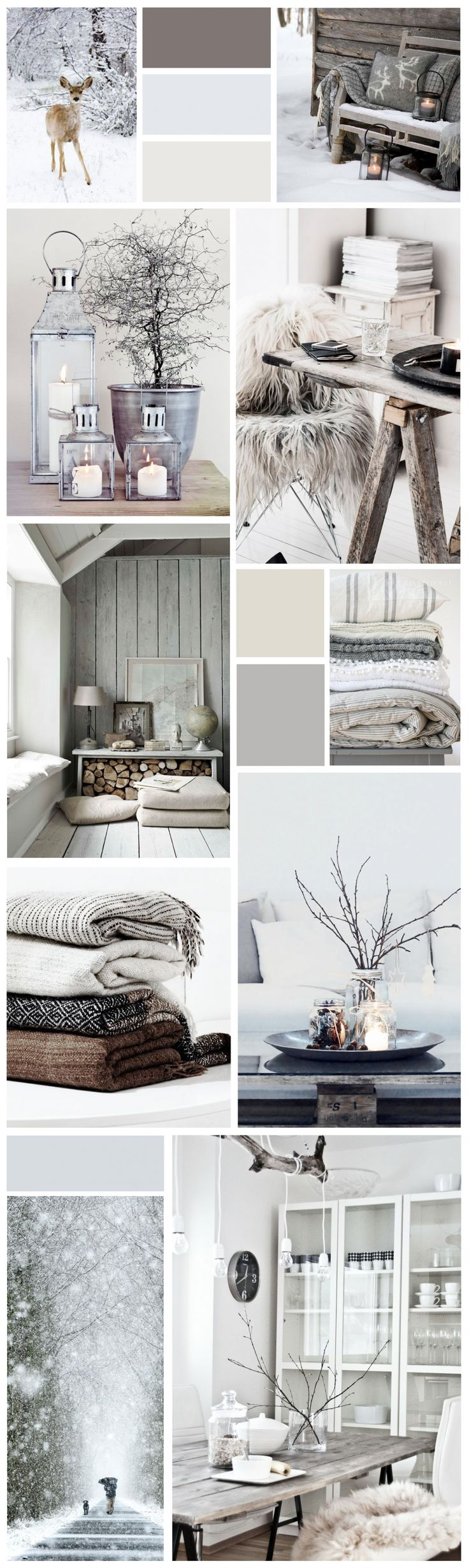 Winter MoodBoard #MoodBoardIdeas #MoodBoardDesign #MoodBoardFashion