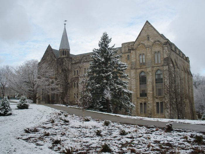 My favorite place to be - St. Olaf College