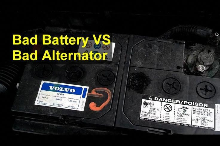 Nice Cars hacks 2019 Bad battery or bad alternator, how to