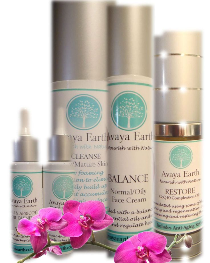 Natural Beauty and Skincare