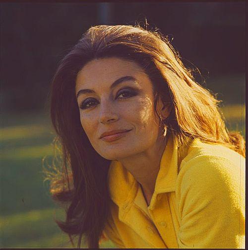 Anouk Aimée 1969