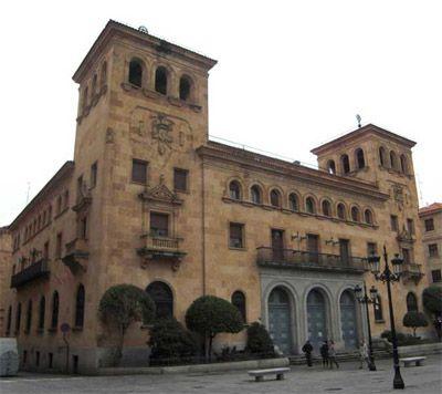 YA TENÉIS DISPONIBLES LOS NUEVOS CONTENIDOS DE LA REVISTA DE CASTILLA Y LEÓN JUNTO AL TEMA DESTACADO DE LA SEMANA:9 millones de euros para la rehabilitación del antiguo edificio del Banco de España en Salamanca, como sede del futuro Centro Internacional del Español http://www.revcyl.com/web/index.php/politica/item/10051-9-millones-de-euros-para-la-rehabilitacion-del-antiguo-edificio-del-banco-de-espana-en-salamanca-como-sede-del-futuro-centro-internacional-del-espanol