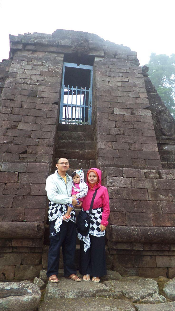 Candi Sukuh, Tawangmangu, Jawa Tengah