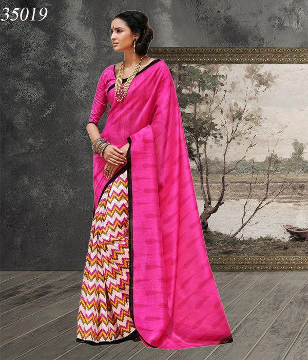 Designer Indian Bollywood Saree Pakistani Dress Wedding Sari Ethnic Partywear…