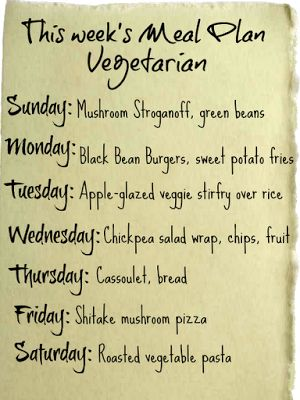 vegan meal plan pdf