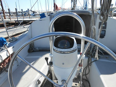 28.3 ODay Sailboat Ready to go for spring Great slip $195 month