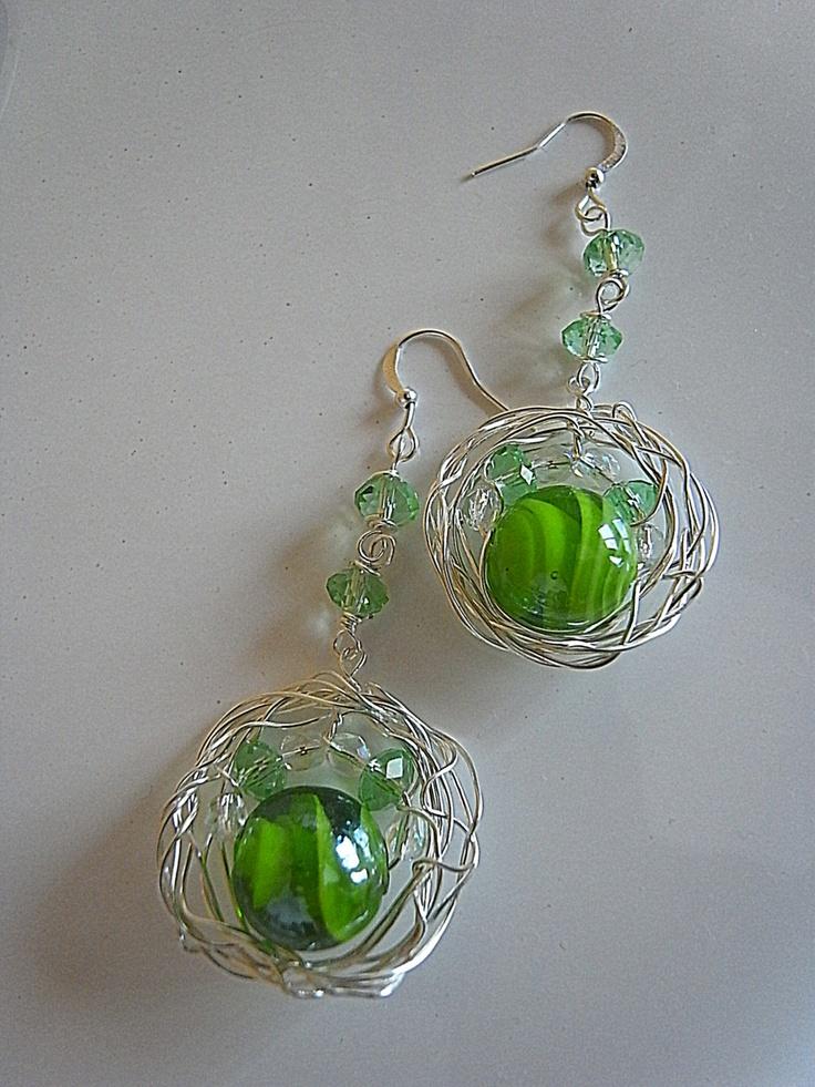 earring handmade