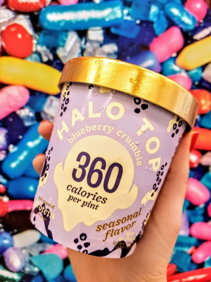 Halo Top's New Flavor Is So Perfect For Spring