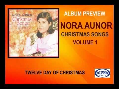 Nora Aunor Christmas Songs Volume 2 Album Preview - YouTube6