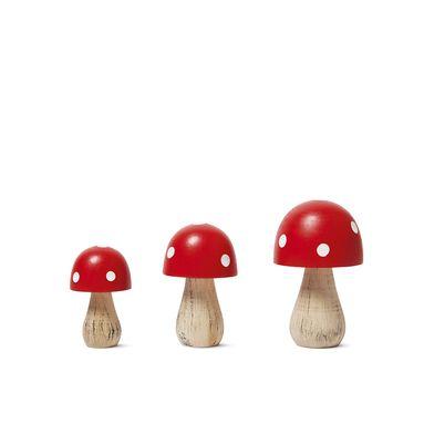 Grzybki niejadalne, ale jak pięknie prezentujące się. #tigerpolska #tigerstores #tigerxmas #tigerpakkekalender #xmas #święta #autumn #zima #christmas #muchomor #grzyb #mushroom #toadstool