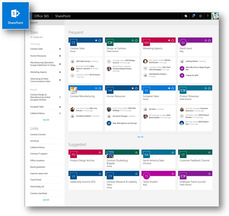 sharepoint the mobile and intelligent intranet 2 - Sharepoint Design Ideas