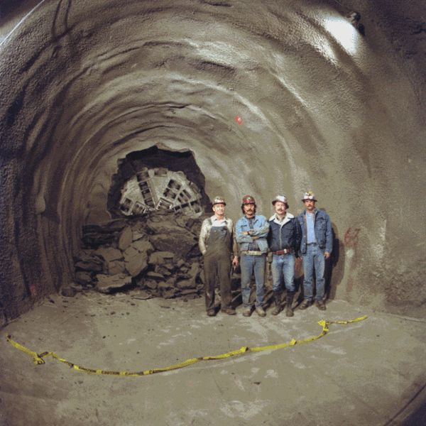 A Texas-sized particle collider that was abandoned due to its Texas-sized budget