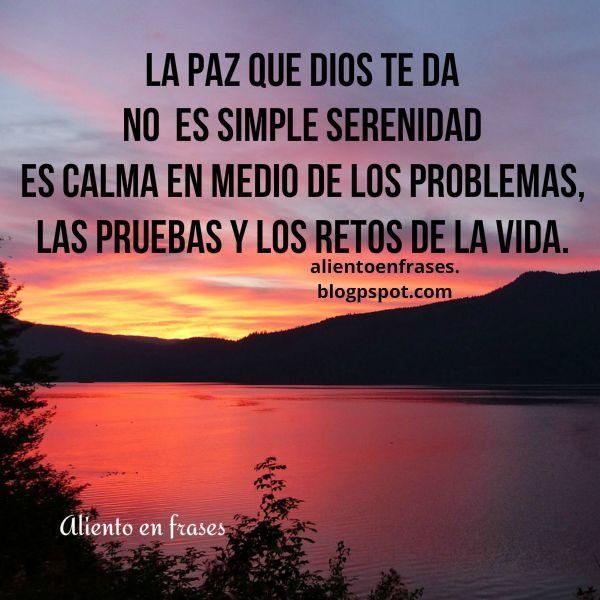 Frases De Paz La Paz De Dios Frases De Paz Y Mensajes De Paz