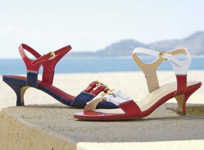 Maribeth Sandals from Monroe and Main