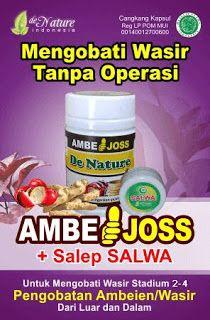 AMBEJOSS & SALEP SALWA: Ciri-Ciri Penyakit Wasir/Hemorroid