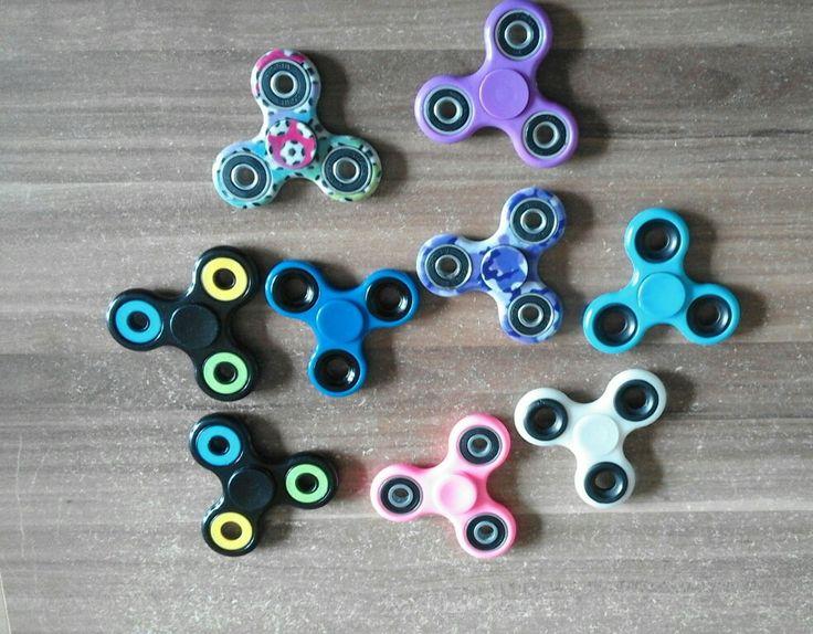 9 Fidget spinner
