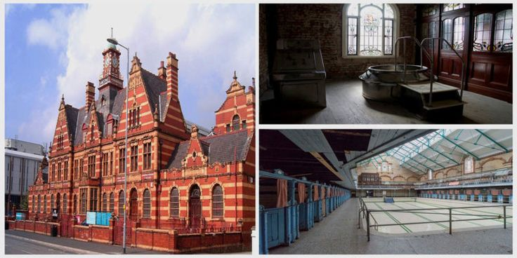 For almost 90 years this is where the people from Manchester, England, came to unwind, take a swim or wash, and just benefit from all the pleasures that the Victoria Baths had to offer. The story starts at the beginning of the 20th century in 1906. The design itself belongs to two well-behaved gentlemen Mr …