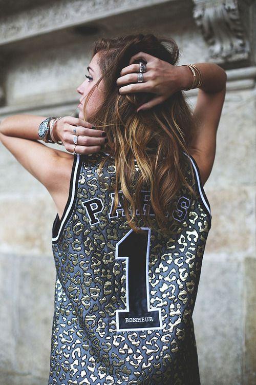 Rock 'n' Roll Style ☆ Gaëlle Bonheur. Paris