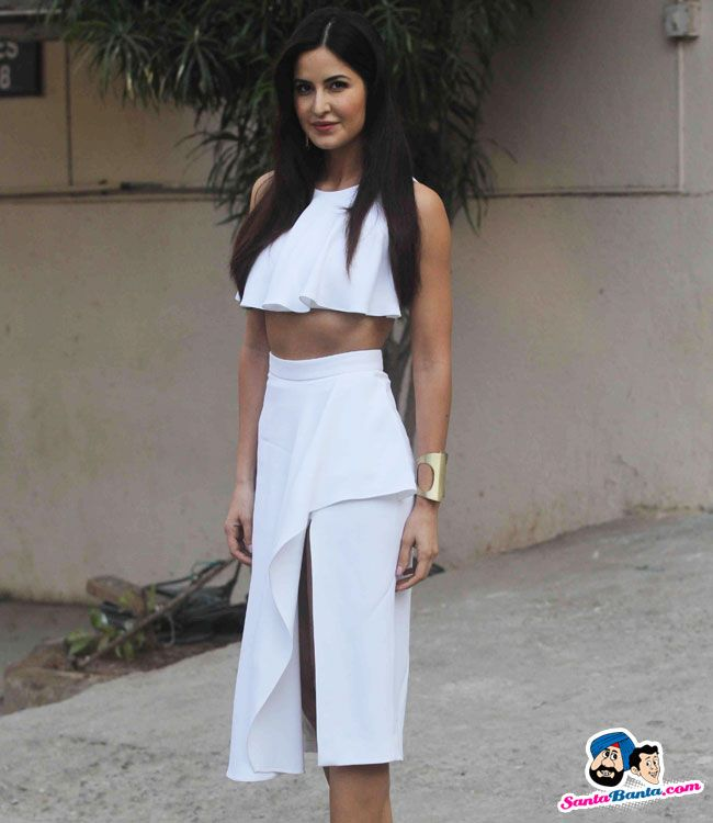 Promotion of Fitoor Movie -- Katrina Kaif Picture # 330618