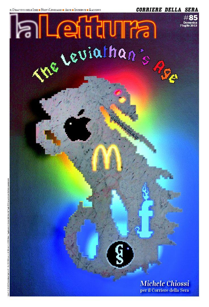 La Lettura THE LEVIATHAN'S AGE