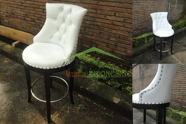 Langkat Luxury Bar Stool | Luxury Furniture From Indonesia
