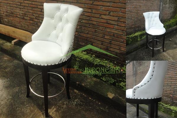 Langkat Luxury Bar Stool | Luxury Furniture From Indonesia