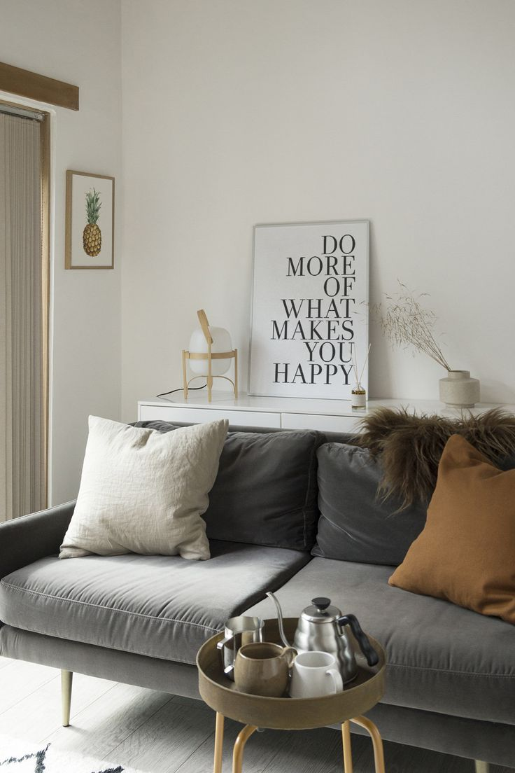 Do More Of What Makes You Happy, Printable art, Motivational quote, Large wall art, Typographic Print, Digital Download