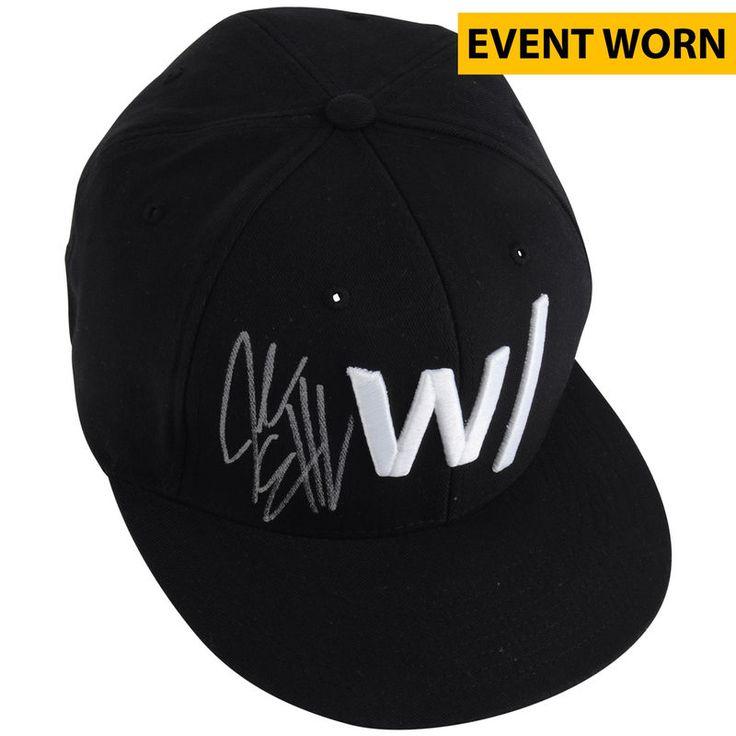 Jake Ellenberger Ultimate Fighting Championship Fanatics Authentic Autographed UFC 184 Event-Worn Walkout Cap - Defeated Josh Koscheck via 2nd Round Submission