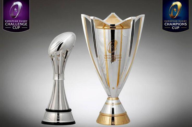 Resultado de imagem para european rugby challenge cup trophy
