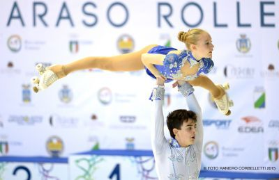 Roccaraso, conclusi i Campionati Italiani di pattinaggio artistico a rotelle Cadetti e Jeunesse