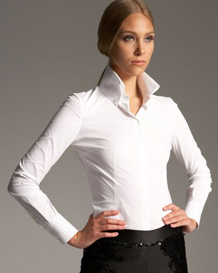 Best 25  High collar shirts ideas on Pinterest | Victorian, High ...