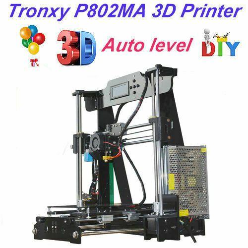 Anet A8 Upgraded High Accuracy 3D Desktop Printer DIY Kit LCD 220x220x240mm 12V