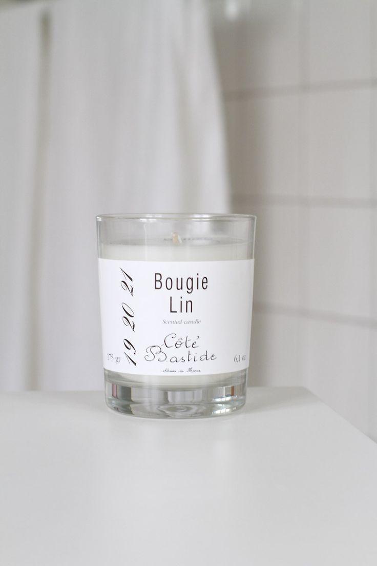 Côté Bastide | Doftljus Linen | Fransk lantlig inredning | Matilde & Co | Handla online