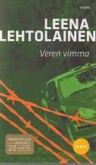 Jokken kirjanurkka: Leena Lehtolainen: Veren vimma