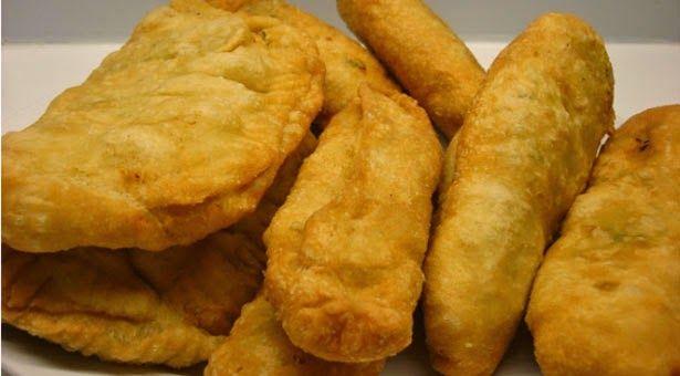 Πολίτικη Κουζίνα Αλίντα Κανάκη: Ποντιακά  πιροσκί - πισία