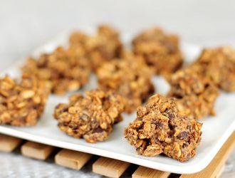 Recept: easy, healthy havermoutkoekjes