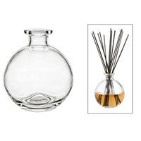 Bulk Apothecary is where to buy Round Glass Diffuser Bottles.  We have the best wholesale prices on Round Glass Diffuser Bottles. In stock and ready to ship.