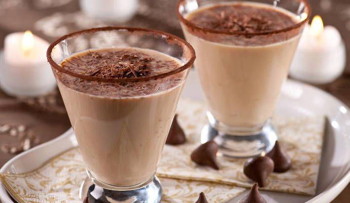 Шоколадные коктейли
