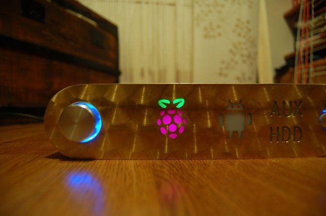 media center - Raspberry Pi Projects