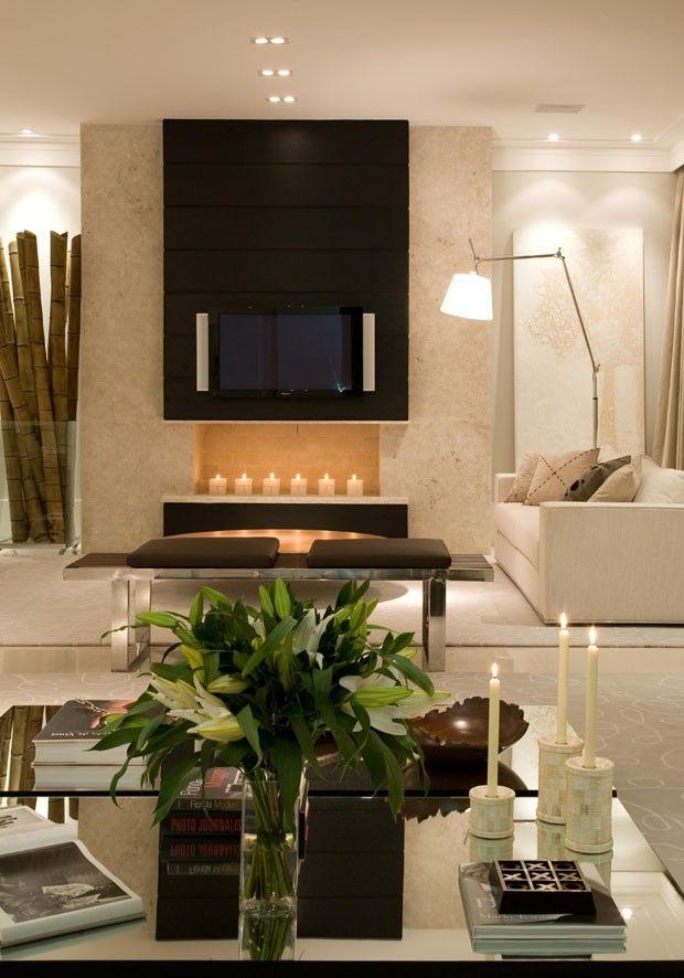 Cafu, nosso eterno capitão, mostra seu lar em Alphaville - Casa Vogue | Casas