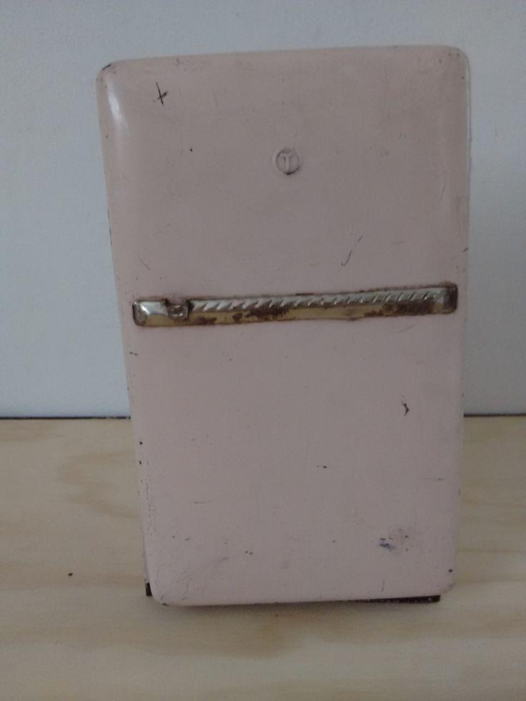 Refrigerador Juguete Antiguo - $ 300.00 en MercadoLibre