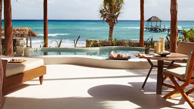 The Most Luxurious Hotel in Riviera Maya