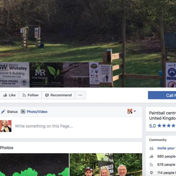 Paintmine Woods #socialmediamarketing #socialmedia #socialmarketing