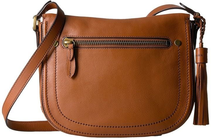 Cole Haan - Saddle Crossbody Cross Body Handbags