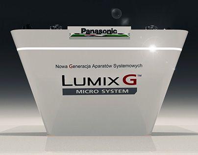 Stand for Panasonic Lumix G