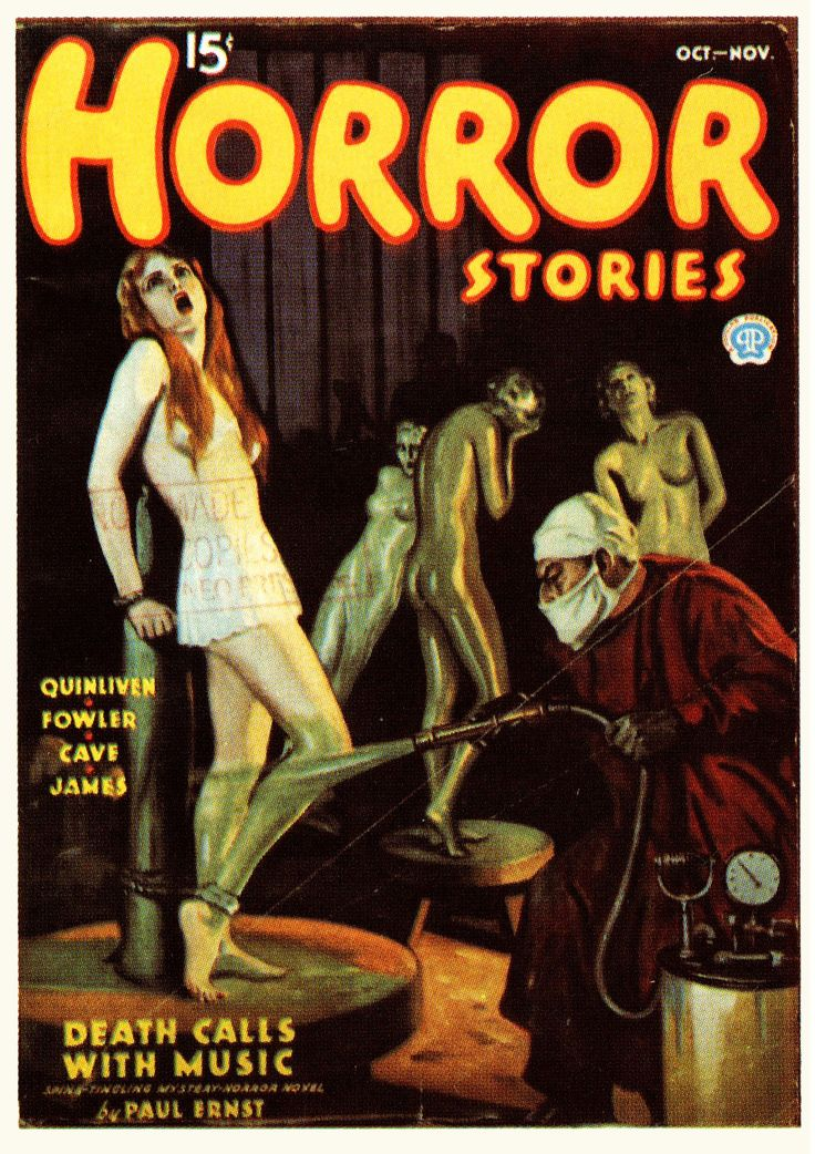 Zombie fantasy with transvestite
