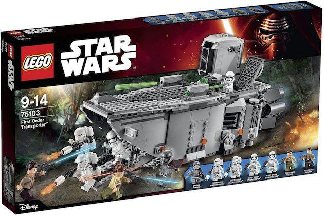 [Lego Star Wars] Episode VII : les nouveautés